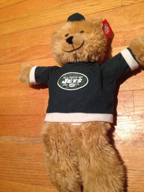 NFL New York Jets Plush Good Stuff Teddy Bear  15.5 In. #GoodStuff