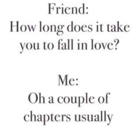 #SoTrue! A great book makes you fall in love within a few chapters. #booklove #bookbloggers #lbloggers