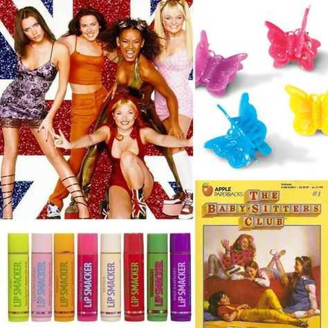 290 Reasons why being a '90s Girl rocked our jellies off!... Such fun to click through and reminisce