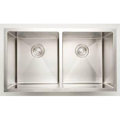 Handmade 32 L X 30 W Farmhouse Kitchen Sink With Faucet Double Bowl Kitchen Sink Farmhouse Sink Kitchen Sink