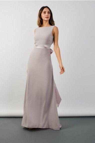 Tfnc London Halannah Grey Maxi Dress 50 Affiliate Link Goingout Style Evening Maxi Dresses Uk Maxi Bridesmaid Dresses Maxi Dress Cocktail