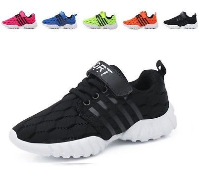 Boys Girls Sweet Sports Running Shoe Casual Breathable Sneaker Big Kids Shoes