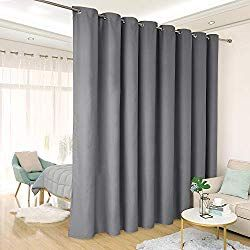 Best Soundproof Room Divider Curtains 2020 Reviews And Buying Guide In 2020 Room Divider Curtain Patio Door Curtains Soundproof Room