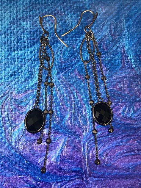 Tessuto Colori Earings @peter_storm_jewelry #peterstormjewelry #tessutocolori www.peterstormjewelry.com #style QE733BK  #styleblogger  #earings #tessuto #colori #silver #fashion #moda #joyeria #estilo #inlove #stylish #jewellery #plata #silver #jewelry #design #photography #photooftheday #inspiration #inlove #loveit #aretes
