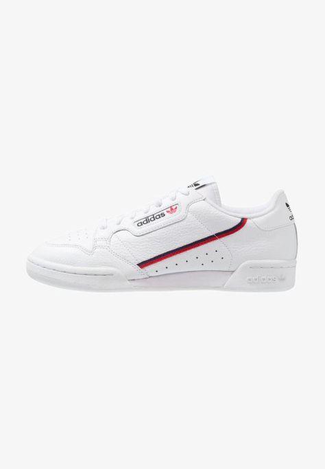 CONTINENTAL 80 - Sneakers laag - footwear white/scarlet ...