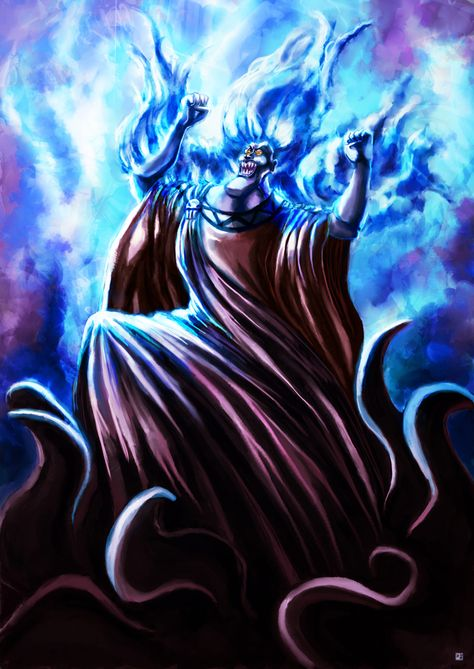 Hades by cric on DeviantArt