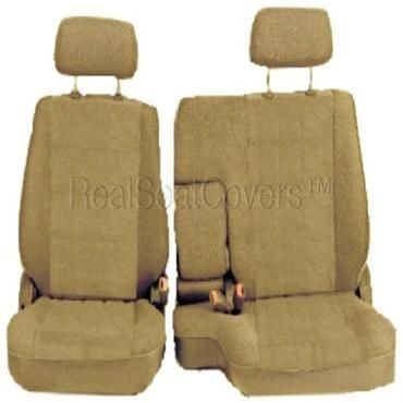 Amazing A67 Toyota Tacoma Front 60 40 Split Bench 10Mm Seat Covers Machost Co Dining Chair Design Ideas Machostcouk