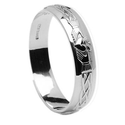 Celtic Wedding Rings Claddagh Ring Wedding Mens Wedding Rings Celtic Wedding Rings