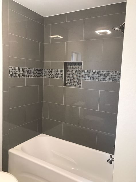 Bathroom Tile Ideas – It is important to have a comfortable and hygiene bathroom at home. You can start to remodel the bathroom to achieve the goals. For example, you can just use bathroom tile ideas below to make your bathroom more interesting, comfortable, and hygiene to see. #Bathroom #BathroomTile