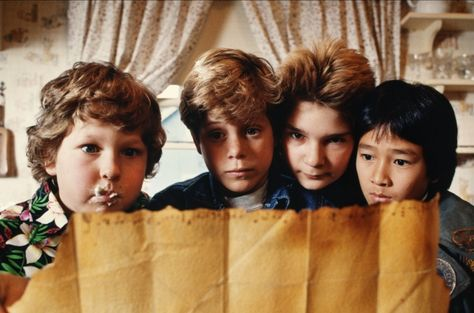"""""""The Goonies"""" One of my favorite movies from back in the day!"""