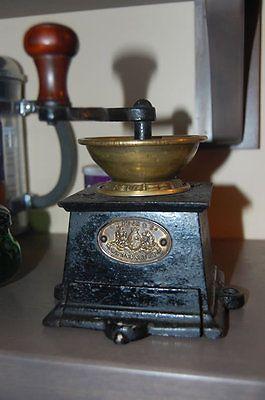 E Pugh Co Wednesbury Coffee Grinder