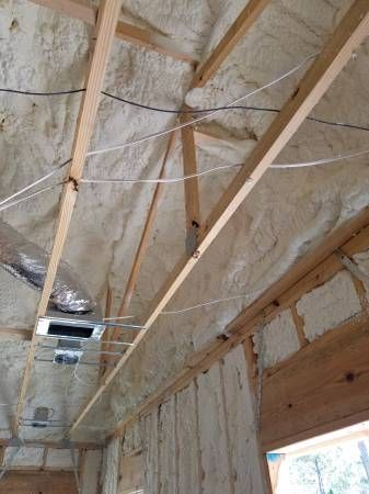 For All Your Insulation Needs Such As Spray Foam