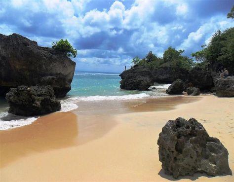 Schönster Strand auf Bali: Padang-Padang im Süden #balidestination