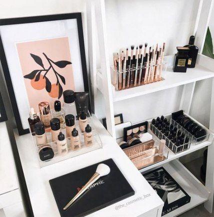 16 Trendy Makeup Room Interior Dressers Diy Makeup Storage Makeup Storage Drawers Makeup Room Decor