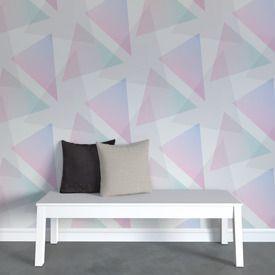 Papier Peint Intisse Neochrome Coloris Multicolore En 2020