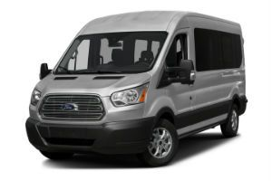 Slightly Smaller Than Our 15 Passenger Van Rental Model The 12
