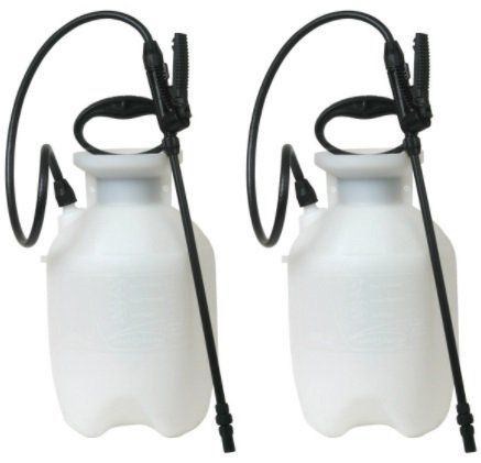 Chapin 20000 Poly Lawn And Garden Sprayer For Fertilizer Herbicides And Pesticides 1 Gallon 2 Pack For Sale Lawn Garden Sprayer Sprayers Lawn And Garden