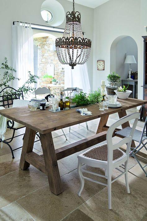 Tisch Berrien Praktischer Esszimmertisch Loberon Coming Home