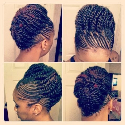 5 Protective Styles for Natural Hair Girls - Baltimore Beauty | Examiner.com