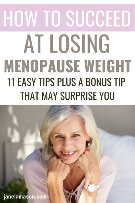 Easily Lose Menopause Belly Fat