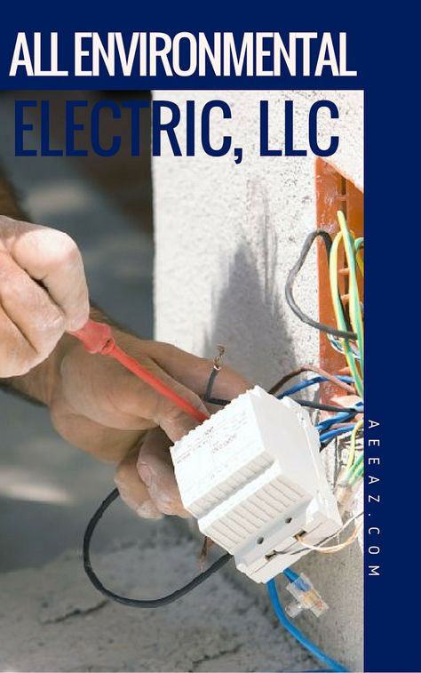If you are looking for an electrician we can help you! From breakers and electrical boxes, wire and cable to lighting fixtures and light bulbs trust All Environmental Electric, LLC to finish the job properly. Our team of fully licensed and insured electricians are leading experts in residential and commercial electrical applications. Prompt service. Detailed upfront quotations. Quality workmanship. #ElectricalServices #Electrician #LicensedElectricalContractor #ResidentialElectrician