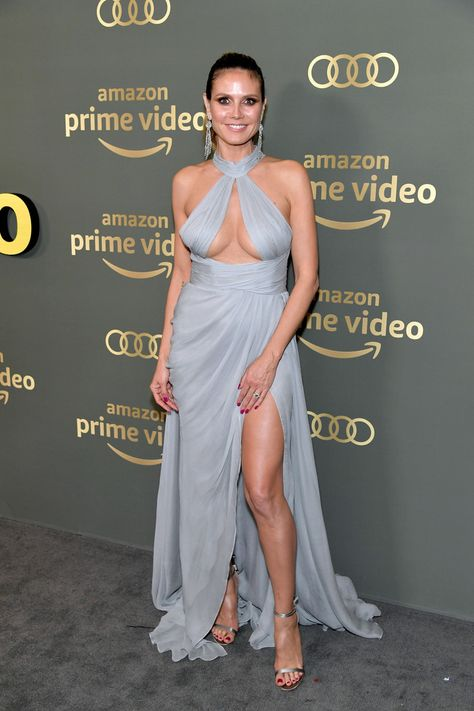 Heidi Klum: her hottest looks ever- At the Golden Globe Awards After Party 2018 Heidi Hans and Franz show us. This woman is rightly one of the absolute top models in the world!