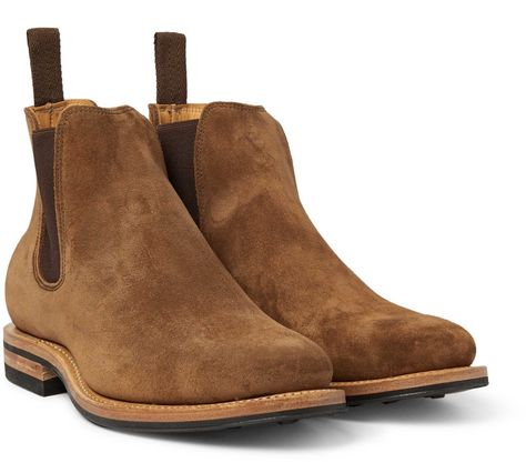 87e3fe8ed5 Out Now  Viberg s Chelsea Boots
