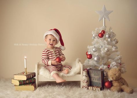 1000 ideas about christmas mini sessions on pinterest for Cute baby christmas photo ideas