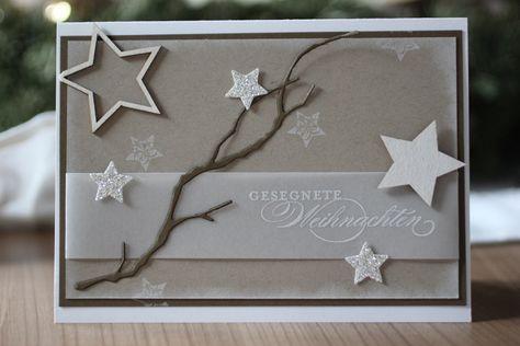 Mit einer schönen Weihnachtskarte - egal ob gekauft oder selbst gebastelt - kann man lieben Menschen in der Weihnachtszeit zeigen, dass man an sie denkt. Ein weiteres schönes Geschenk ist Diamantschmuck, sei es ein Diamantring, ein schönes Collier oder ein schickes Armband. Stilvollen Schmuck finden sie auf www.bellaluce.de.