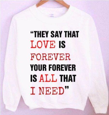 Sleeping With Sirens Lyrics Crewneck Sweatshirt On Wanelo Lyric Shirts Ideas Of Lyric Shirts Lyricsshirts Lyrics Sle Lyric Shirts Sirens Lyrics Shirts