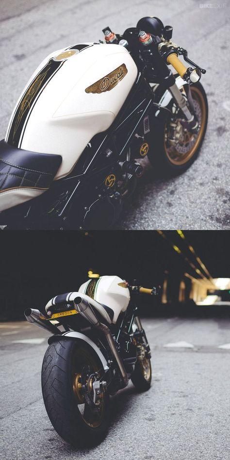 DUCATI MONSTER 750 BY MOTOLADY www.bikeexif.com/...