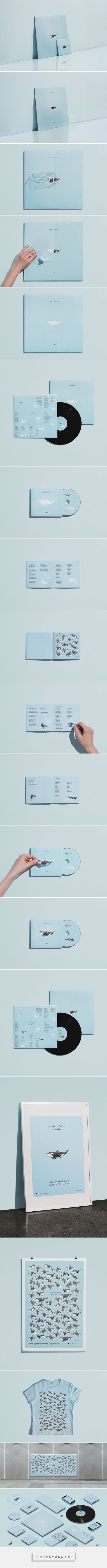 Safia Nolin, Limoilou. CD and Vinyl Packaging on Behance... - a grouped images picture - Pin Them All