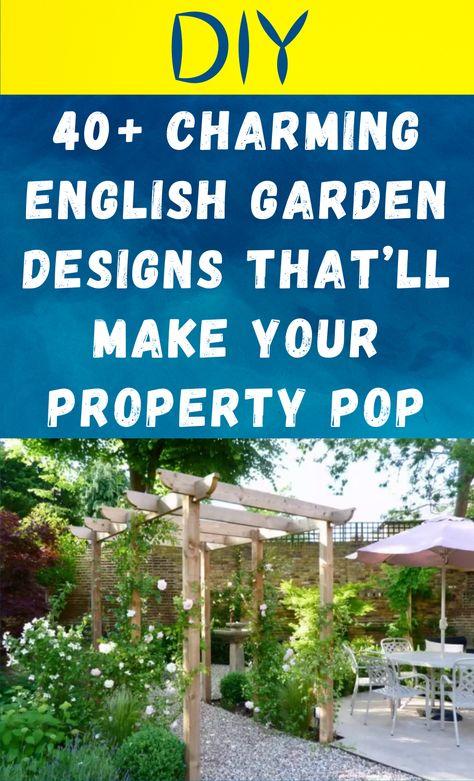 English Garden Design, Topiary Garden, Lush Garden, Lifehacks, Garden Ideas Budget Backyard, Handyman Projects, 26 September, Home Landscaping, Garden Spaces