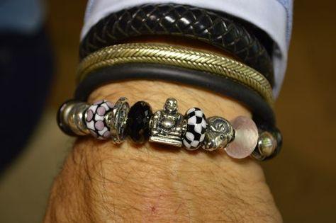 15 Best Mens pandora bracelet ideas   mens pandora bracelet ...