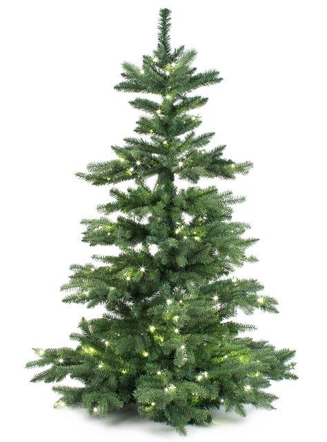 Inspirational  K nstlicher Weihnachtsbaum Mit Beleuchtung Pinterest Unechter weihnachtsbaum Fichtenzapfen