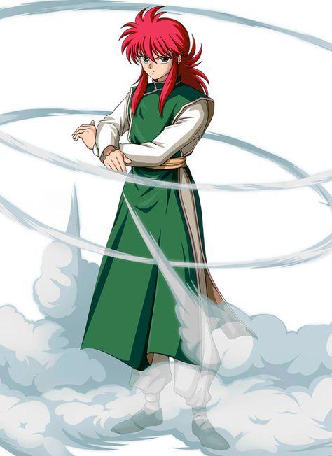 Yoko Kurama - Green Outfit