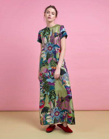 La Doublej Ldj Editions Clothing Dresses La Doublej Swing Dress Swing Dress Dresses Pretty Outfits