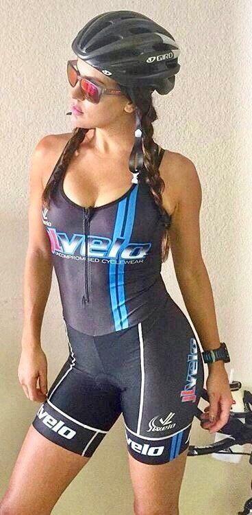 Pin On Hot Women In Cycling Lycra