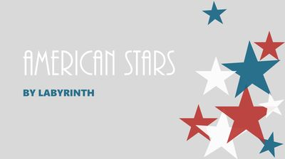 19 best beautiful powerpoint templates images on pinterest role american stars is a beautiful powerpoint template from labyrinth that mixes new and old together to form a unique presentation toneelgroepblik Image collections