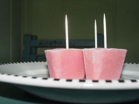 Yum.  Rhubarb mini pops from TestKitchenette on Food52.