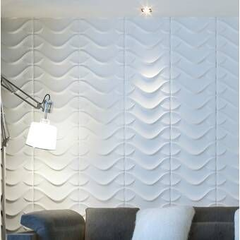 24 6 X 31 5 Plant Fiber Wall Paneling In Primitive White Color In 2020 Wall Paneling Vinyl Wall Panels Pvc Wall Panels