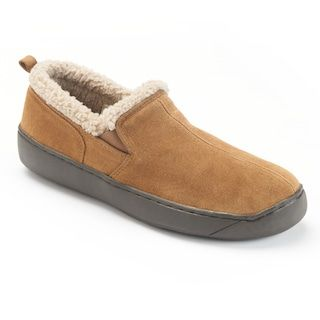 L.B. Evans Roderic Suede Men's Slippers