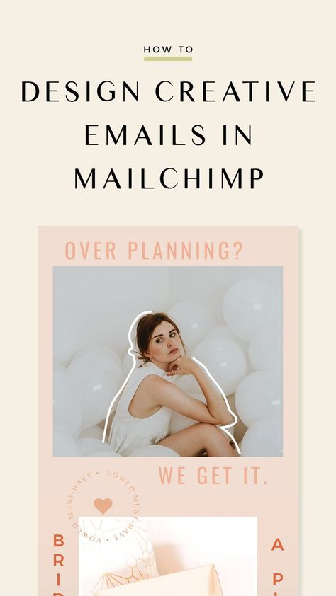 How To Design Creative MailChimp Emails  — Lindsay Scholz Studio | Brand Designer, Content Strategist & Email Marketer for Woman-Owned Businesses