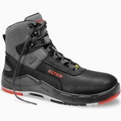 Elten Sicherheitsstiefel S3 Matteo Gtx Grey Mid Esd Ci Elten In 2020 Sicherheitsstiefel Stiefel Und Orthopadische Schuhe