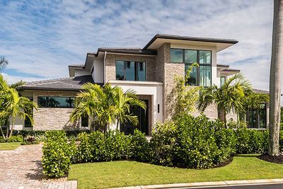 Plan 86058bw Well Planned Contemporary Home Mediterranean House