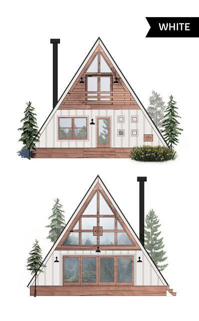 Build Or Diy Your Own A Frame A Frame House Plans A Frame Cabin A Frame House