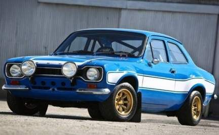 Epingle Sur Ford Escort Mk1 O Connor