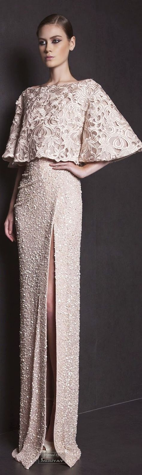 Glamour gowns / karen cox.  Tony Ward 2015
