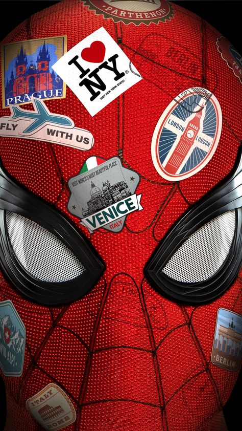 Spider Man Far From Home Movie Wallpapers | hdqwalls.com