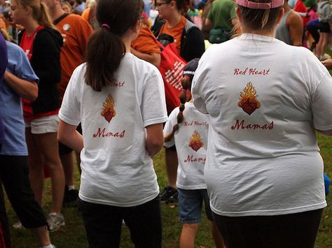 The Heart Walk is important for folks of all people and raises $99,000,000 for the American Heart Association.